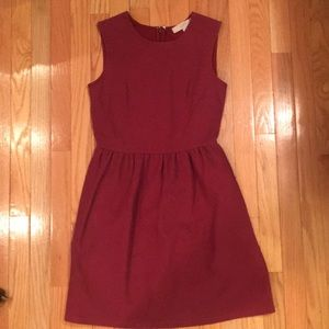 LOFT Fit & Flare Dress
